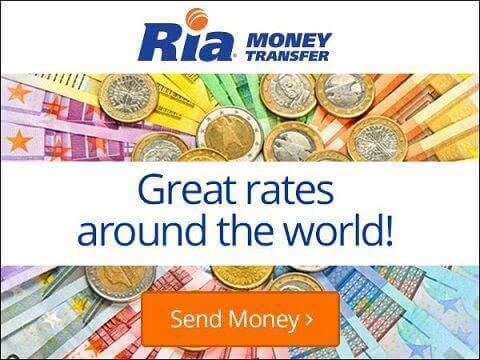 Ria Money Transfer Remittance Services